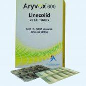 Linezolid, ARYVOX